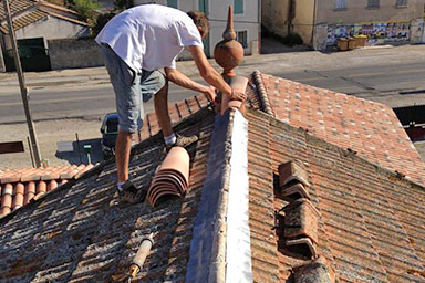 Rénovation de toitures à Cavaillon